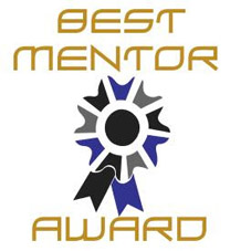 best mentor award