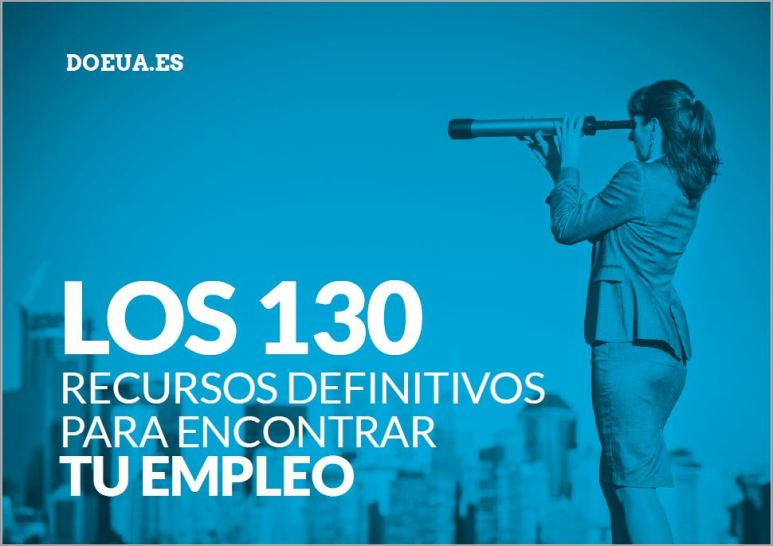 130 recursos de empleo